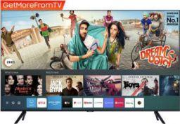Samsung 108cm (43 inch) Ultra HD (4K) LED Smart TV (UA43TUE60FKXXL)