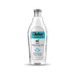 Dabur Sanitize - Hand Sanitizer   Alcohol Based Sanitizer - 450 ml