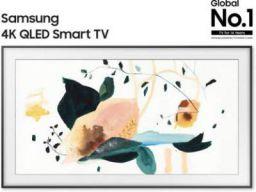 Samsung The Frame 125cm (50 inch) Ultra HD (4K) QLED Smart TV (QA50LS03TAKXXL)