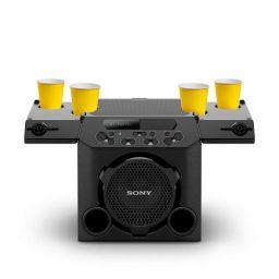 Sony GTK-PG10 Wireless Party Speaker with Built-in Battery -Black