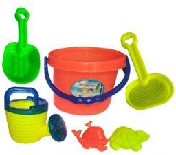 IndusBay Mini Beach Sand Bucket Toy Set