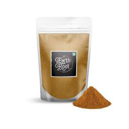 Earthroot Lakadong Turmeric Powder Standee Pouch, 200 g