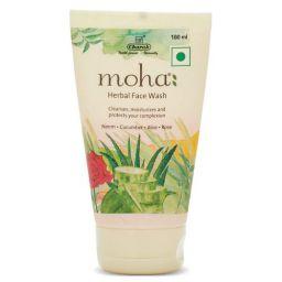 moha: Herbal Face Wash, 100 ml