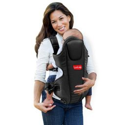 LuvLap Galaxy Baby Carrier with Padded Head Support, for 6 to 36 Months Baby, Max Weight Up to 15 Kgs