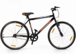 Adrenex by Flipkart CZ100 26 T 99% Assembled Hybrid Cycle/City Bike