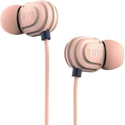 Mivi Rock and Roll W1 Wired Earphones with HD Sound and Powerful Bass with Mic