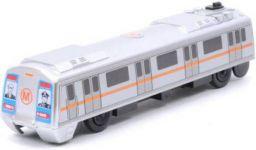 Centy Toys Metro Train  (Silver)