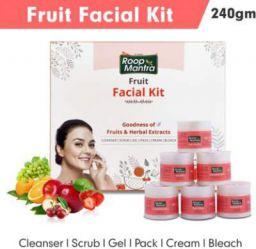 Roop Mantra Fruit Facial Kit for Healthy Skin