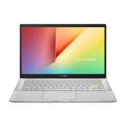 ASUS VivoBook S14 AMD Ryzen 5 4500U, 14-inch FHD Thin and Light Laptop (8GB RAM/512GB NVMe SSD/Windows 10/MS Office 2019/Integrated Graphics/Dreamy White/1.40 kg), M433IA-EB593TS
