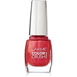 Lakmé Truewear Color Crush, Pink, 9g