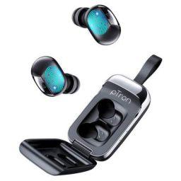 pTron Bassbuds Urban in-Ear True Wireless Bluetooth 5.0 Headphones