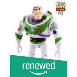 (Renewed) Toy Story Talking Figure Movie Buzz