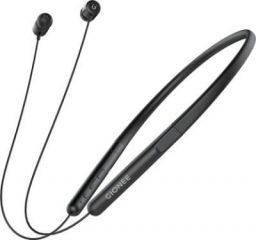 Gionee EBT2W Wireless Sweat Proof Sports Stereo Neck Band & Magnetic Ear Buds Bluetooth Headset