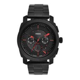 Fossil Analog Black Dial Men's Watch-CS5004SETI