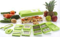 Bluewhale Vegetable & Fruit Grater & Slicer