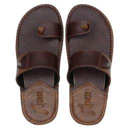 Kraasa Mens Synthetic Slide SL5137 Slippers
