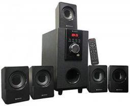 Zebronics Zeb SW6100 RUCF 5.1 Multimedia Speaker System with Remote
