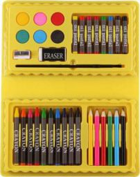 Miss & Chief 33 Piece Art Set