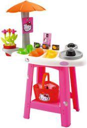 Ecoiffier Hello Kitty Market, Pink