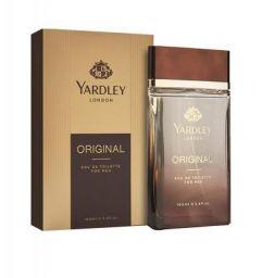 Yardley London Plain Original Eau De Toilette For Men, 100ml