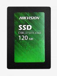 Hikvision HS-SSD-C100 SATA III SSD Drive (Black)