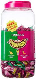 Hajmola Maha Candy, Aam and Imli, 1.75kg (500 Pieces)