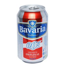Bavaria Premium Original Non Alcoholic Beer Can 330ml