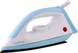 Lifelong LLDI09 1100 W Dry Iron  (Blue)