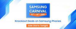 Samsung Carnival (5th-8th Jan)