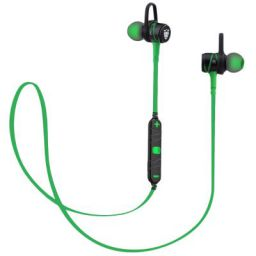 Ant Audio In-Ear Bluetooth Earphones (H56, Green)