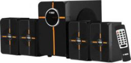 Altec Lansing AL-3002B 45 W Bluetooth Home Theatre (Black, Grey, Orange, 4.1 Channel)