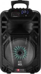 Altec Lansing AL-5004 with Karaoke 60 W Bluetooth Party Speaker (Black, Stereo Channel)