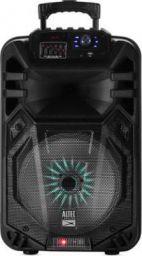 Altec Lansing AL-5004 with Karaoke 60 W Bluetooth Party Speaker (Black, Stereo Channel)