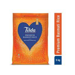 Tilda Premium Basmati Rice, 5kg