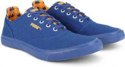 Puma PopX IDP Surf The Web Orange PopS Sneakers For Men
