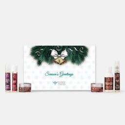Bombay Shaving Company Beard Care Starter Kit | New Seasons Greeting Gift Kit