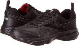 Reebok Girl's School Sports Lp Black Sneakers