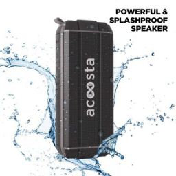 ACOOSTA BOLD 370, IPX5 Waterproof, Portable Wireless Bluetooth Speaker with Bass, 3600 mAh Battery