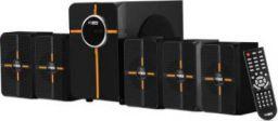 Altec Lansing AL-3002C 55 W Bluetooth Home Theatre (Black, Grey, Orange, 5.1 Channel)
