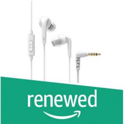 MEE Audio EP-RX18P-WT-MEE in-Ear Headphones (White)