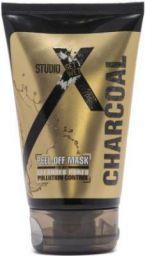 Set Wet Studio X Charcoal Peel-off Mask For Men  (100 ml)