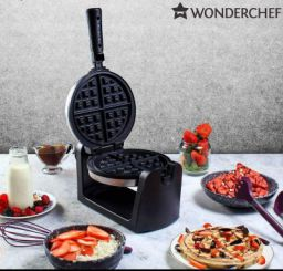 Wonderchef Belgian Waffle Maker