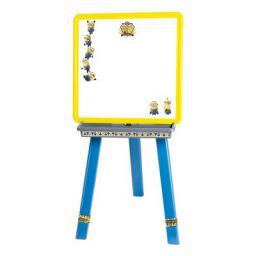 Smoby Minions Plastic Board, Yellow