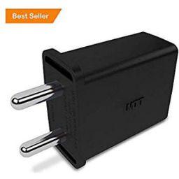 MTT Dual Port 2.1 Ampere USB Charger (Black)