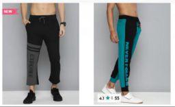 Men's Track Pants at Minimum 70% Off