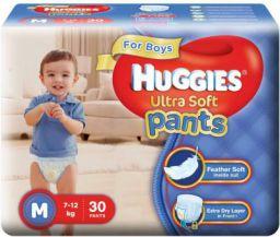 Huggies Ultra Soft Pants Diapers