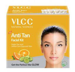 VLCC Anti Tan Single Facial Kit, 60g