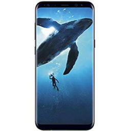 Samsung Galaxy S8 SM-G950FZKDINS (Midnight Black)