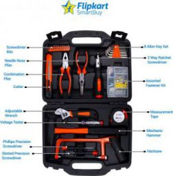 Flipkart SmartBuy All-in-one 129Pcs Hand Tool Kit  (129 Tools)