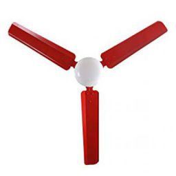 Sameer I-Flo Zoom 1200mm Ceiling Fan (Red)
